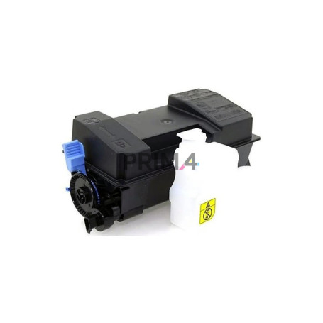 4434510010 Toner +Waste Box Compatible with Printers Triumph P4530, Utax P4530DN -15.5k Pages