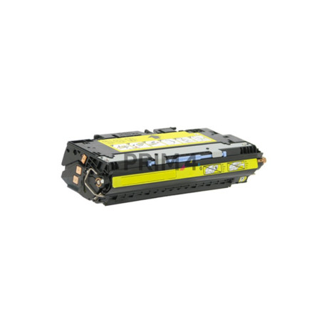 Q7582A Yellow Toner Compatible with Printers Hp 3800, CP3505, Canon 5300, 5360, 5400 -6k Pages