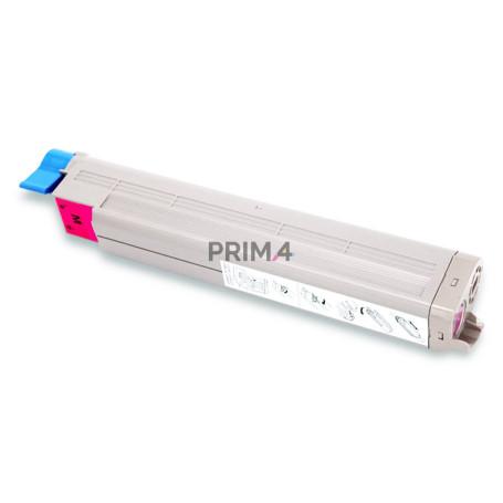 43459322 Magenta Toner Compatible with Printers Oki C3520, C3530 MFP, MC 350, MC 360 -2k Pages