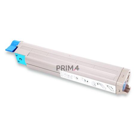 43459323 Ciano Toner Compatibile con Stampanti Oki C3520, C3530 MFP, MC350, MC360 -2k Pagine