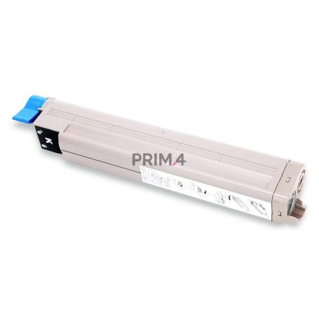 43459324 Nero Toner Compatibile con Stampanti Oki C3520 MFP, C3530 MFP, MC 350, MC 360 -2.5k Pagine