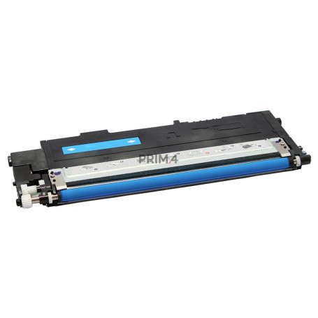 CLT-C406S Cyan Toner Compatible with Printers Samsung CLP360, 365, 3300, 3305, C460FW, C410W -1k Pages