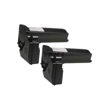 T1600 60066062051 2x Toner Compatibile con Stampanti Toshiba MPS e-Studio16, 160, 168, 208 -5k Pagine