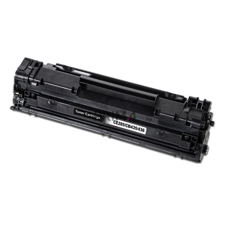 35 36 78 85A Multipack 2x Toner Compatibile con Stampanti Hp CB435, 436, CE278, 285 / Canon CRG-712, 713, 725, 726 -2k Pagine