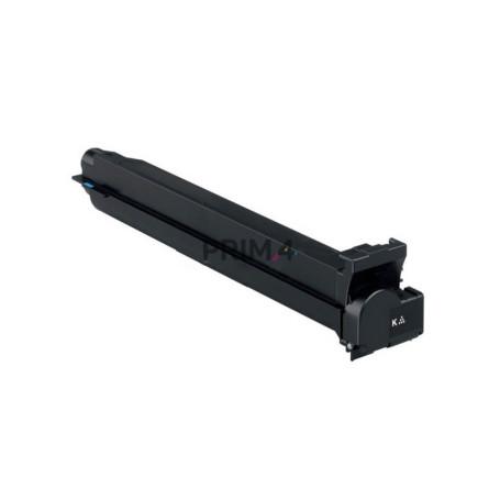 TN-711BK A3VU150 Black Toner Compatible with Printers Konika Minolta C654, C750, C754 -47, 2k Pages